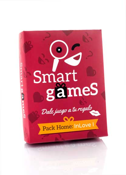 Pack InLove I de Smart Games