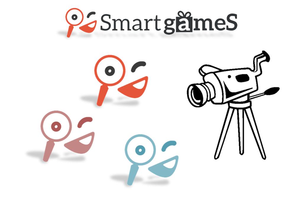 Smart Games en TV