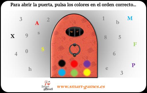 Door 2 - Smart Games