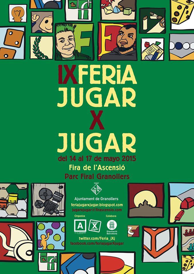 Cartel Feria JxJ 2015