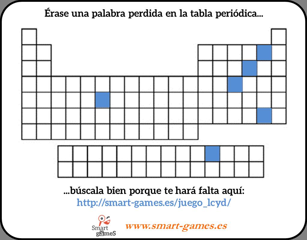 Si descubres la palabra perdida, sigue la aventura en este enlace: http://smart-games.es/juego_lcyd/