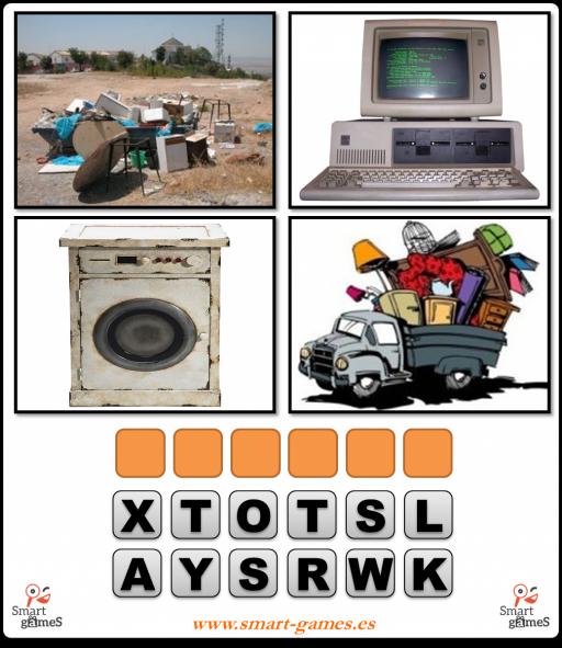4 fotos 1 palabra - 1