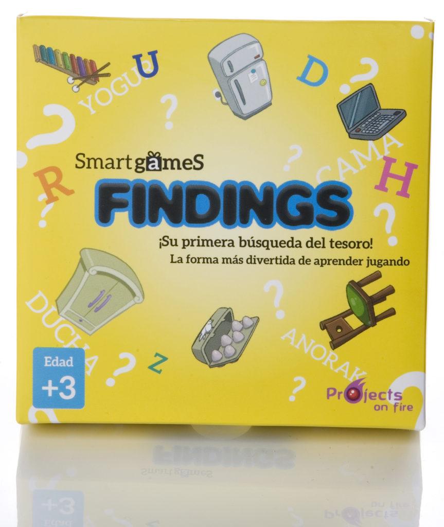 Findings Portada