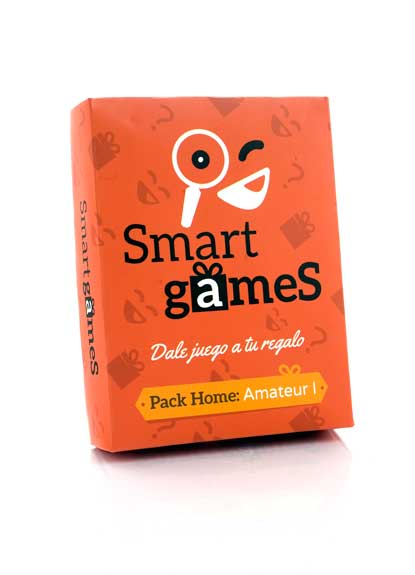 Pack Amateur I de Smart Games